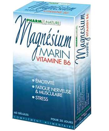 Pharm & Nature Magnesio Marin