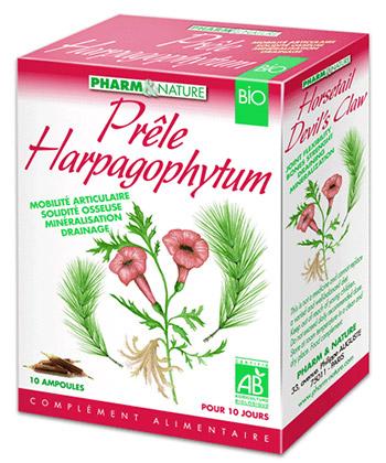Pharm & Nature Prêle Harpagophytum
