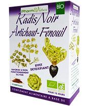 Pharm & Nature Radis Noir Artichaut-Fenouil