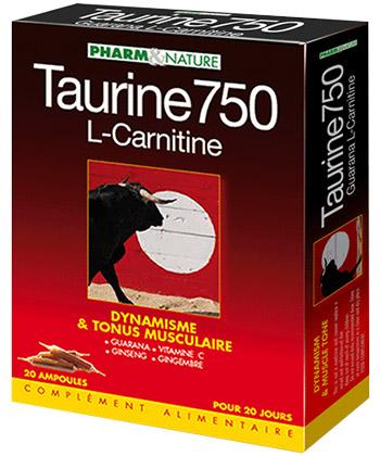 Pharm & Nature Taurine 750