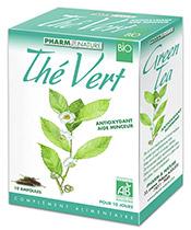 Pharm & Nature Té Verde