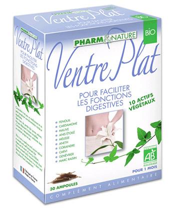 Pharm & Nature Ventre Plat