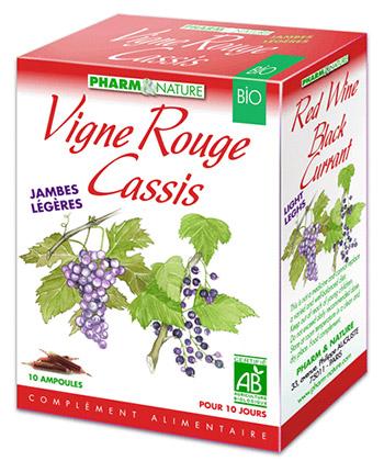 Pharm & Nature Vite rossa Cassis
