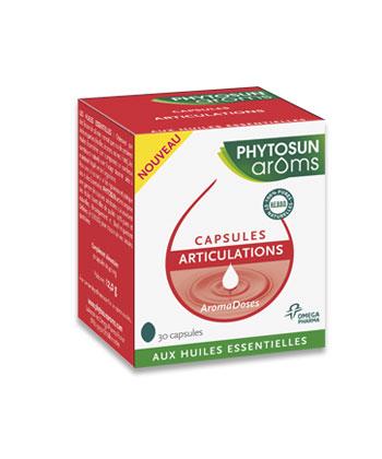Phytosun Aroms Capsules articulations