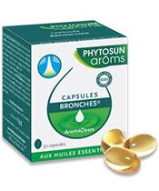 Phytosun Aroms Capsule bronchi