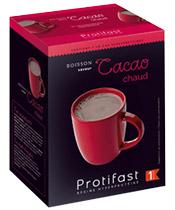 Protifast Heißer Kakao Getränk