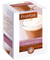 Protifast Cappuccino Trinken