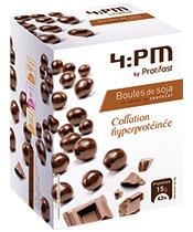 Protifast 4:pm Boules de Soja au Chocolat