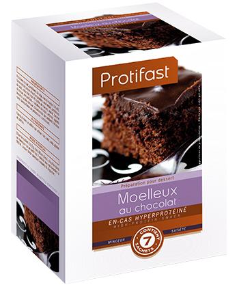 Protifast Moelleux Au Chocolat