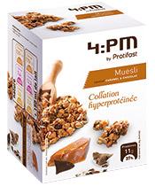 Protifast 4:pm Muesli Cioccolato Caramel &