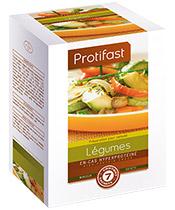Protifast Samtig High Protein Gemüse
