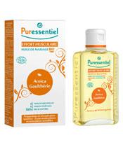 Puressentiel Massage Oil Bio sforzo muscolare