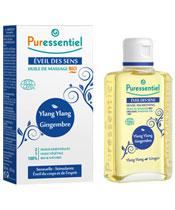 Puressentiel Olio da massaggio Bio Risveglio dei Sensi