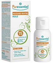 Puressentiel Vientre Aceite de masaje
