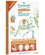 Puressentiel Articulaciones y Músculos parches climatizada