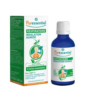 Puressentiel Respiratoire Inhalation Humide