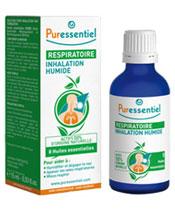 Puressentiel Erkrankungen der Atemwege Einatmen Wet
