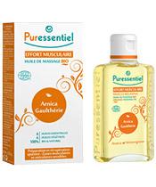 Puressentiel Massage Oil Bio sforzo muscolare arnica / Wintergreen