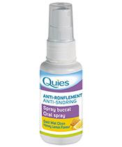 Quies Bucal spray anti-ronquido
