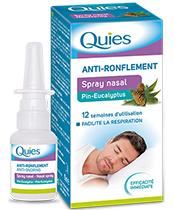 Quies Spray nasal Anti- ronflement