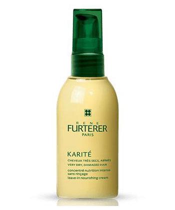 Furterer Karit� Concentr� nutrition intense