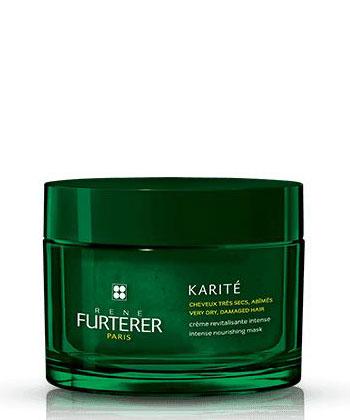 Furterer Karité Crème revitalisante intense + Concentré nutrition intense