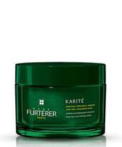 Furterer Karit� Cr�me revitalisante intense + Concentr� nutrition intense