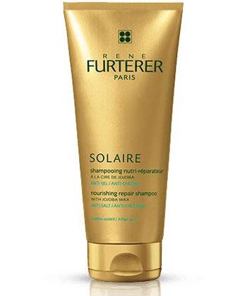 Furterer Solaire Shampooing nutri-réparateur