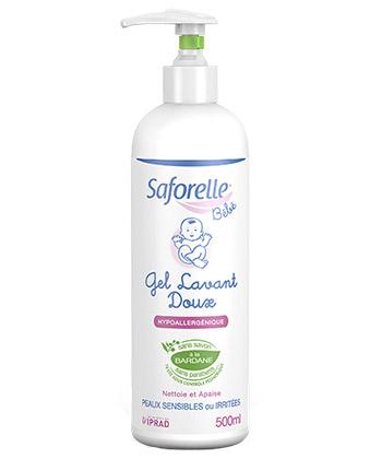 Saforelle Gentle Cleansing Gel-Baby-