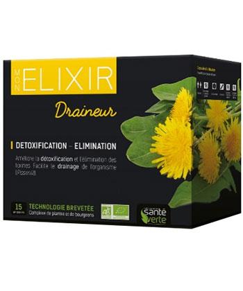 Santé Verte Elixir Draineur