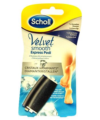 Scholl Samtig-weich Refill