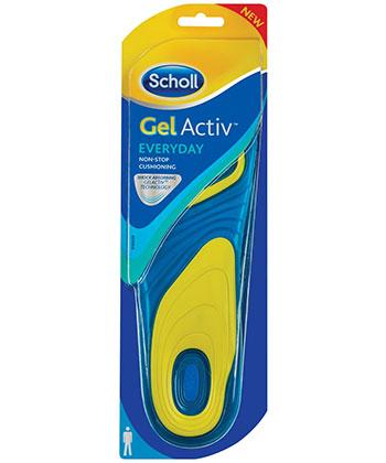 Scholl ActivGel Daily