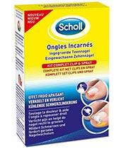 Scholl eingewachsene Zehennägel