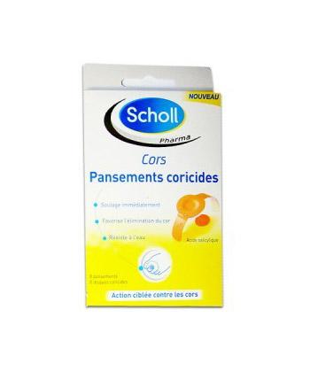 Scholl Medicazioni Coricides Corni