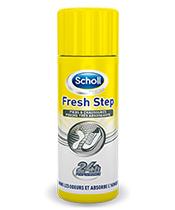 Scholl Polvo absorbente