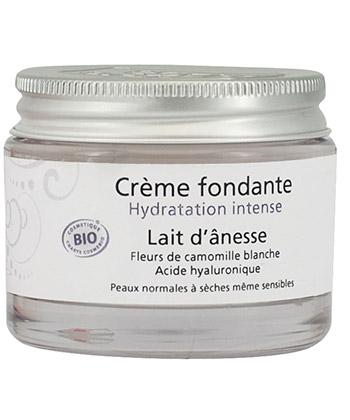 Secrets de Léa Crème fondante au lait d'ânesse