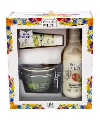 Secrets de Léa Box Gourmet Uva Kiwi Bio
