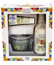 Secrets de Léa Caja Gourmet Uva Kiwi Bio