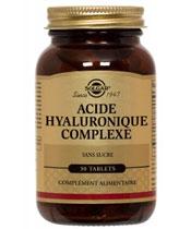 Solgar Acide hyaluronique
