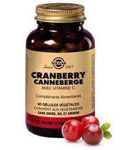 Solgar Cranberry canneberge