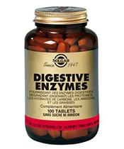 Solgar Enzimas digestivas
