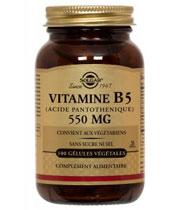 Solgar La vitamina B5