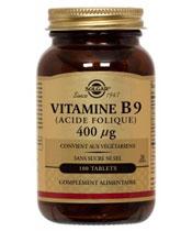 Solgar La vitamina B9