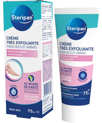 Steripan Creme Sehr Exfolliante
