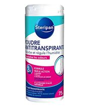 Steripan polvo antitranspirante