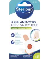 Steripan ácido salicílico cuidado anti-callos