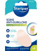 Steripan Soins durillons hydrocolloïde