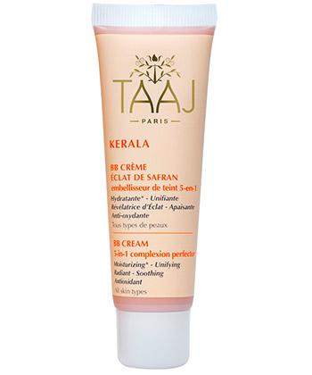Taaj Kerala BB Crème Éclat de Safran