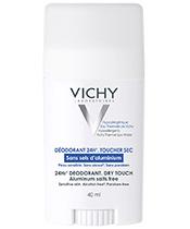 Vichy Déodorant Stick Vichy Déodorant Sans Sels d'Aluminium