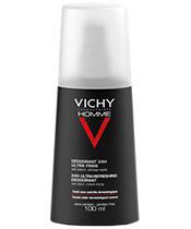 Vichy Homme D�odorant Vaporisateur